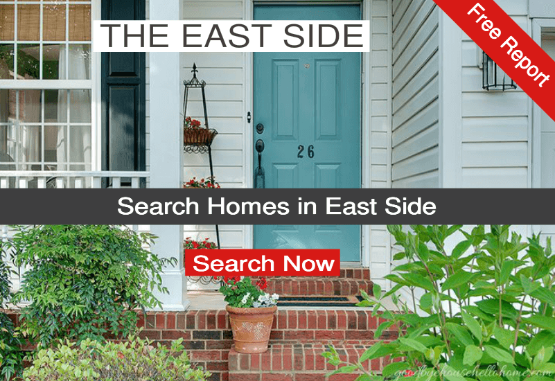 Search Homes on the EAST SIDE of greenville